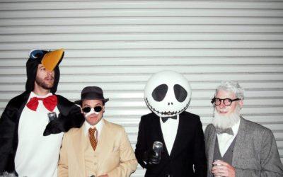 Forge Halloween & Indiegogo