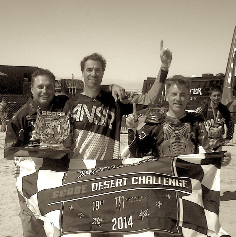 Hero Racing Desert Challnge