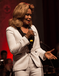 Janice Bryant Howroyd Speaking