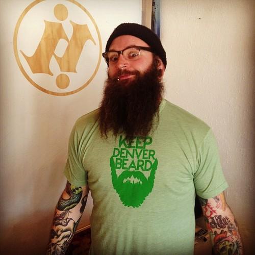 Keep Denver Beard